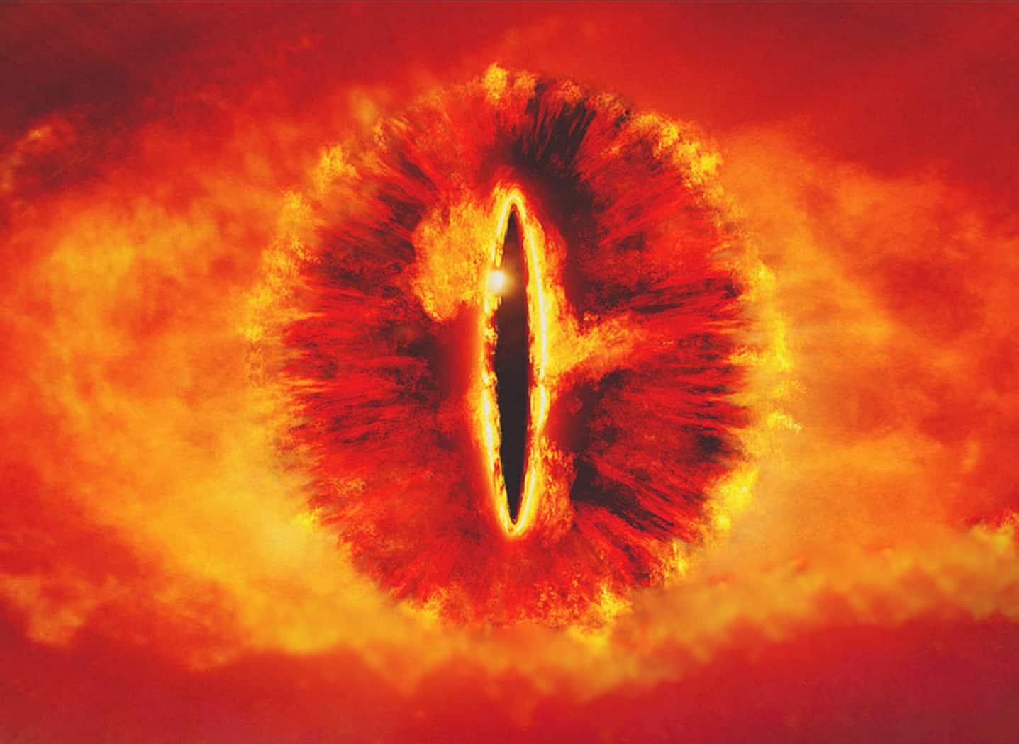 Yüzüklerin Efendisi Testi Sauron 2
