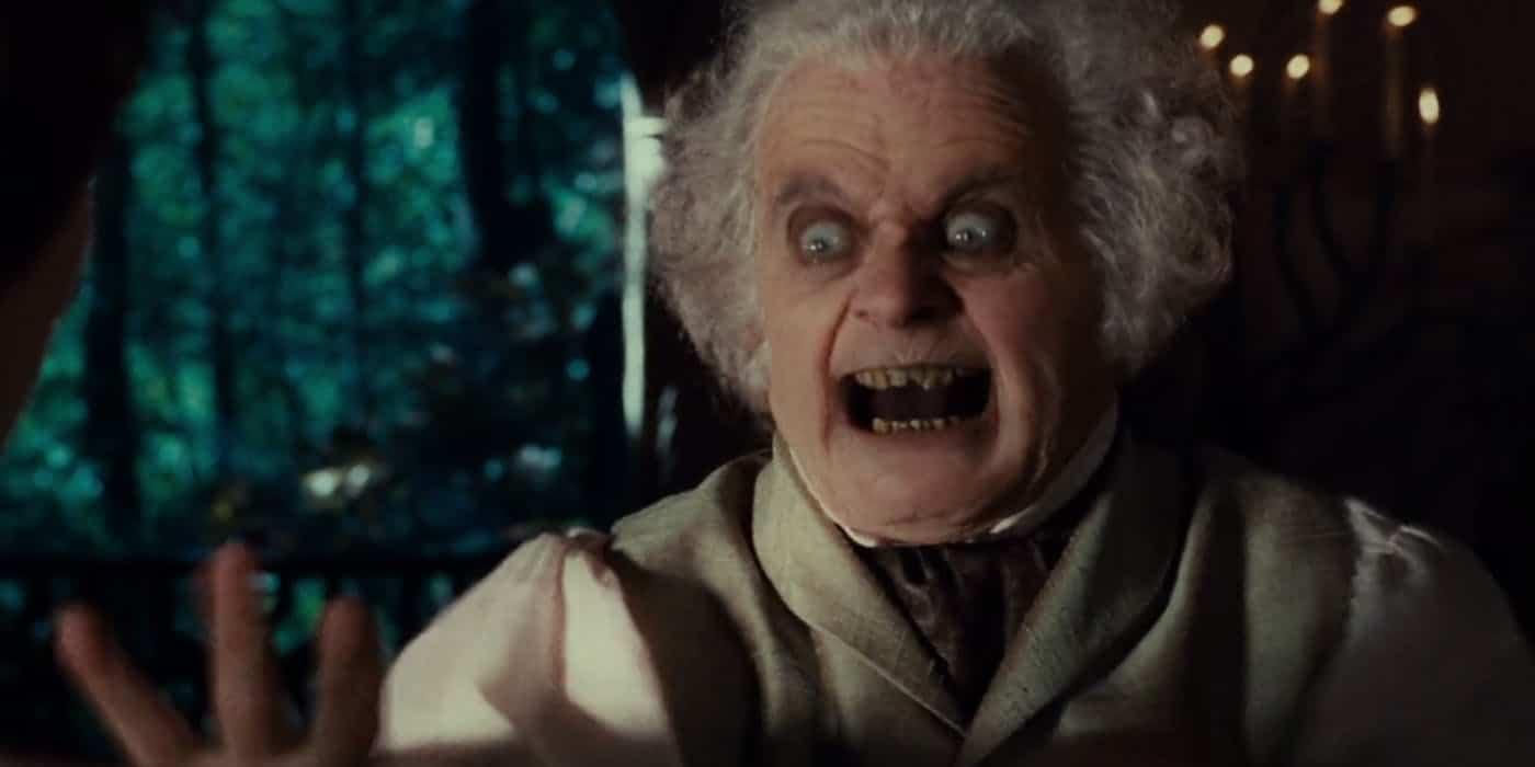 Yüzüklerin Efendisi Testi Bilbo Baggins 2
