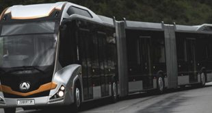 yeni 300 kişilik metrobüs