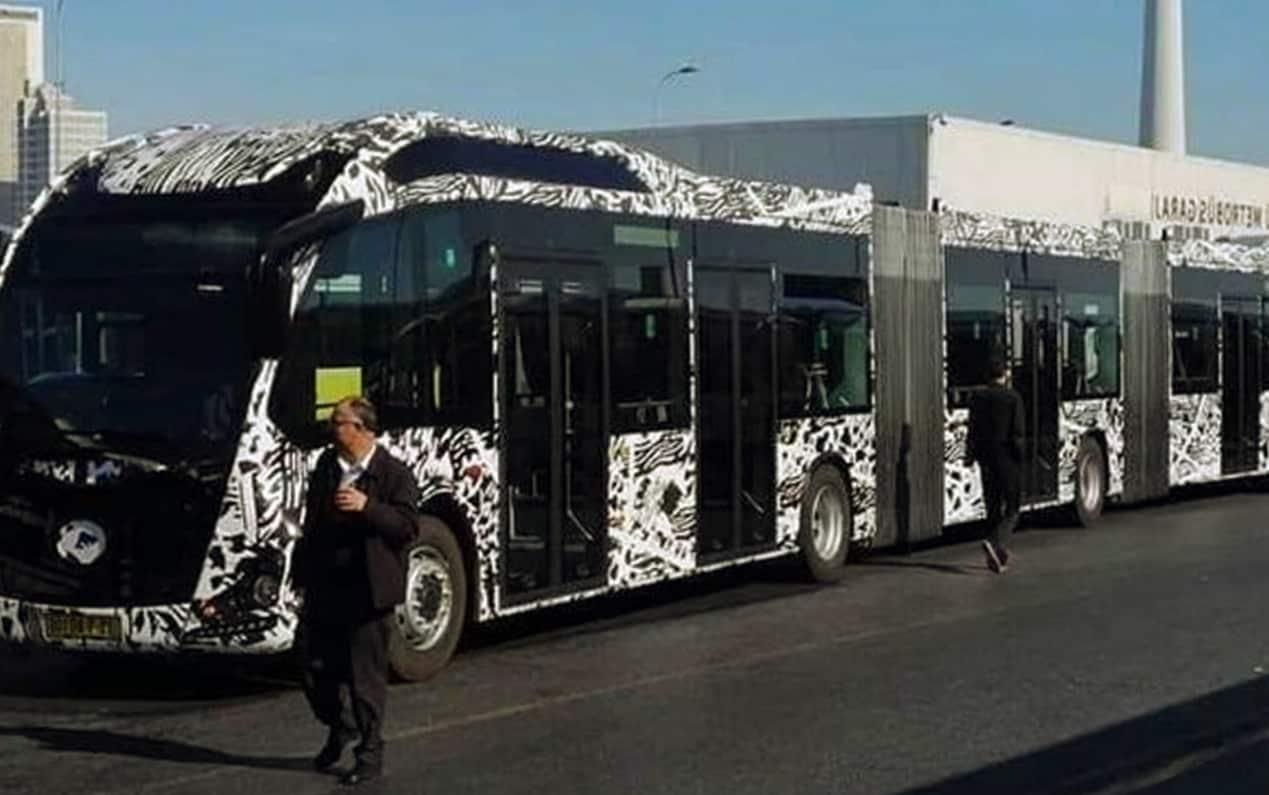 yeni metrobüs