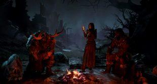 Diablo IV oyun içi görüntüleri