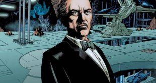 The Batman Alfred