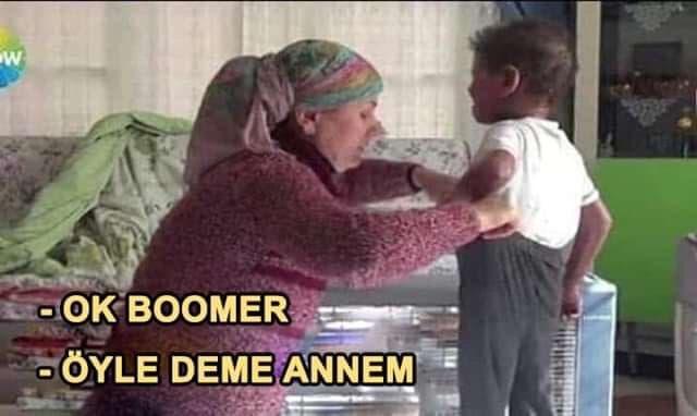 boomer meme