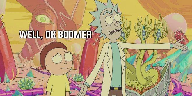 Boomer ne demek