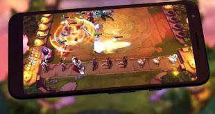 Teamfight Tactics Mobil