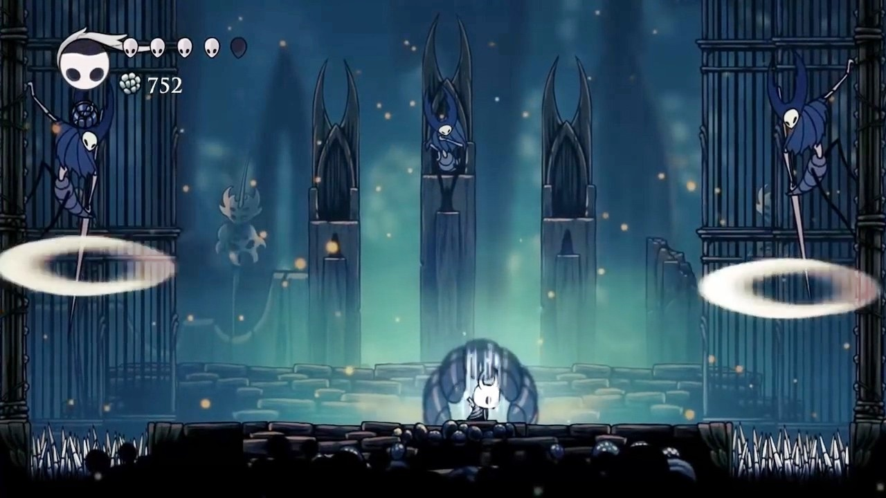 Hollow Knight Boss