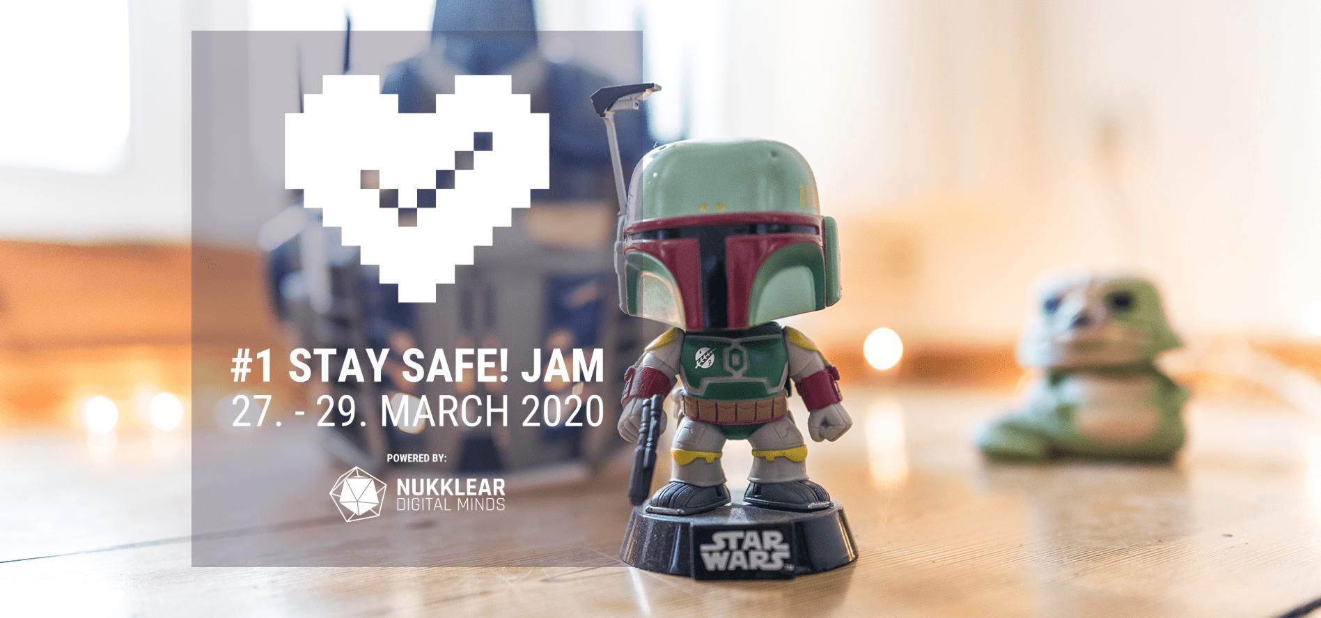 stay safe jam