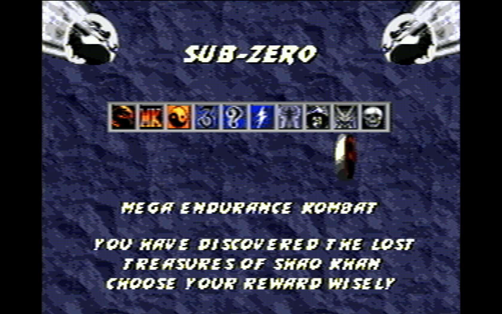 Mortal Kombat Bilinmeyenleri