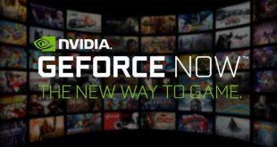 GeForce Now Sistemine Yeni Oyunlar Eklendi