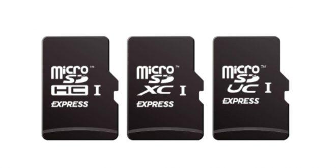 sd express kart hızı