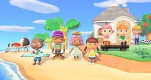 Animal Crossing: New Horizons Satış Rekoru Kırdı