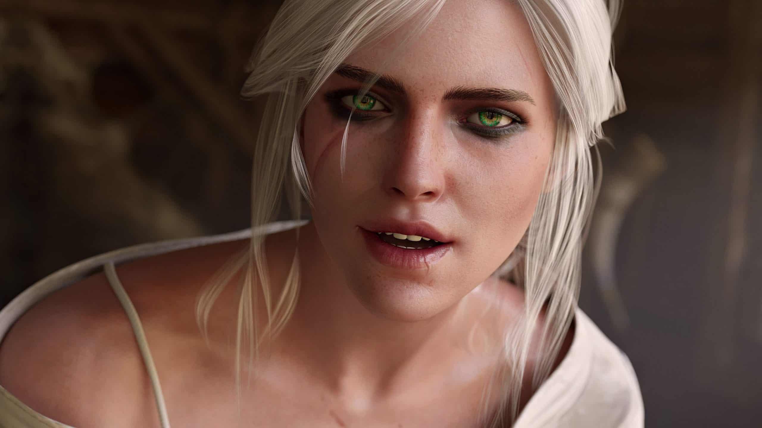 Sonraki The Witcher Oyununda Ana Karakter Ciri Olabilir - SaveButonu