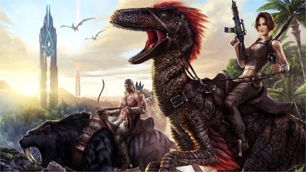 Ark: Survival Evolved Epic Game Store'da Ücretsiz Oldu ...