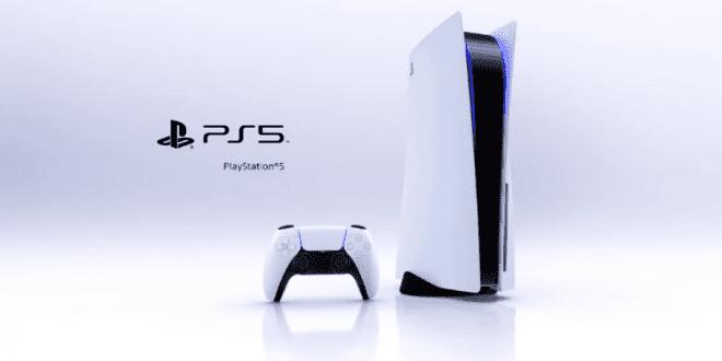 PlayStation 5 tasarımı
