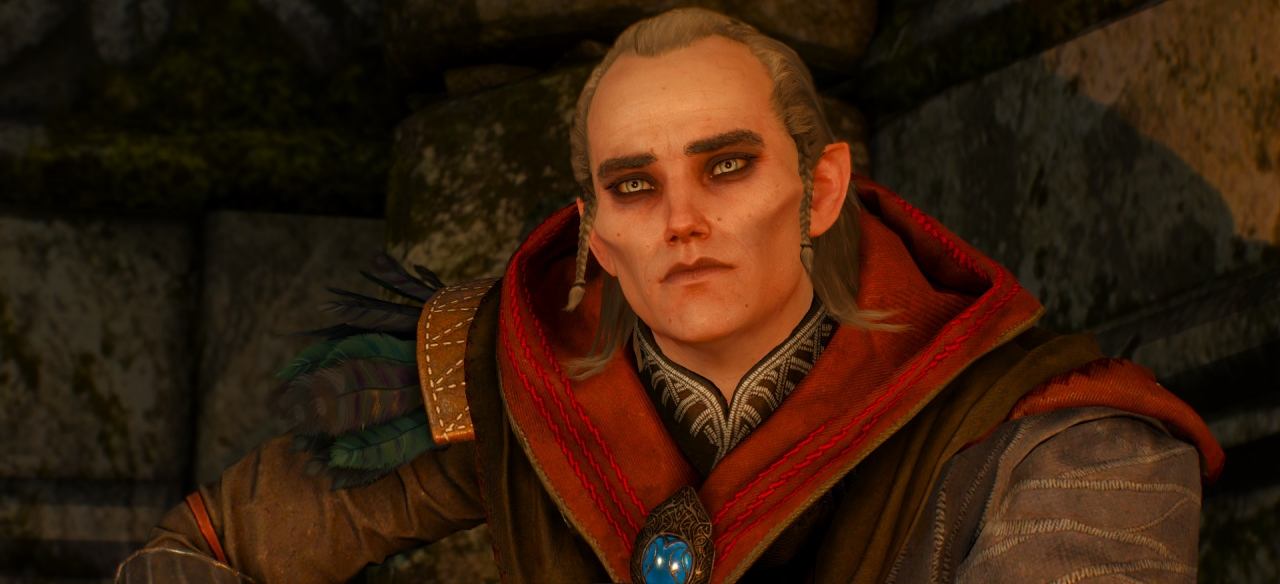 Avallac'h (The Witcher 3)