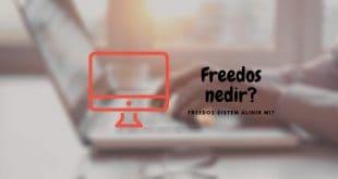 freedos nedir?