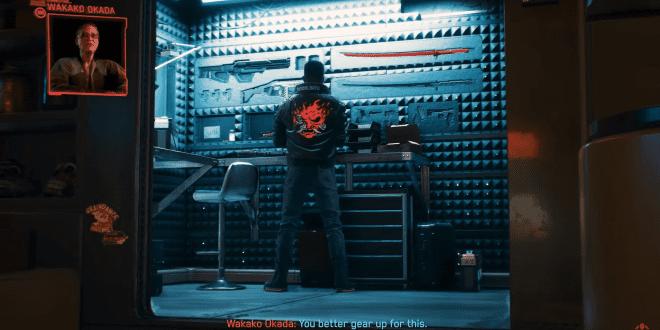Cyberpunk 2077 Silahları