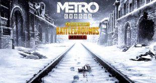 PUBG Mobile Metro Exodus