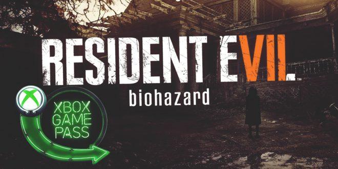 resident evil 7 xbox game pass