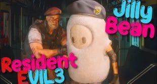 resident evil 3 fall guys modu