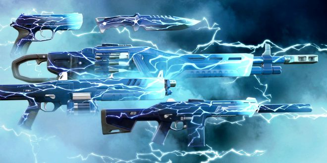 VALORANT Lightning