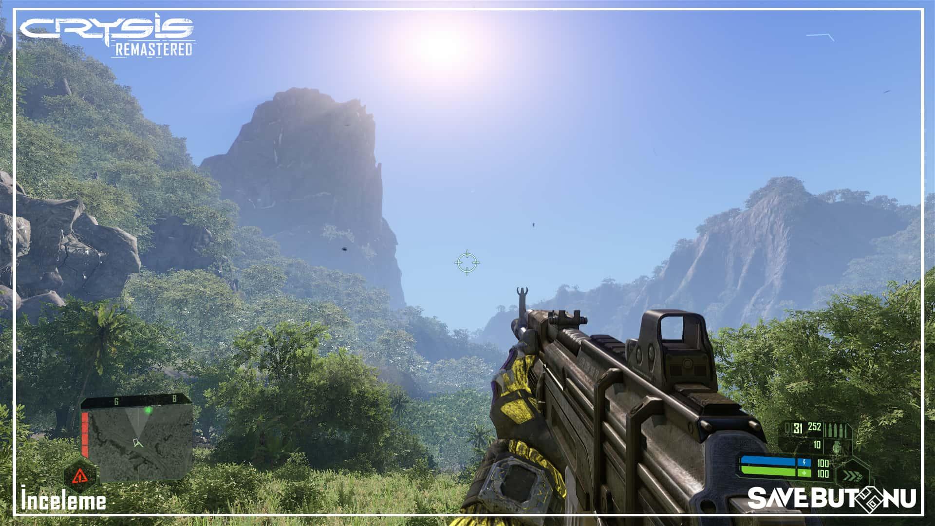 Crysis Remastered PC inceleme