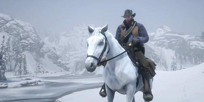 Red Dead Redemption 2 en iyi at