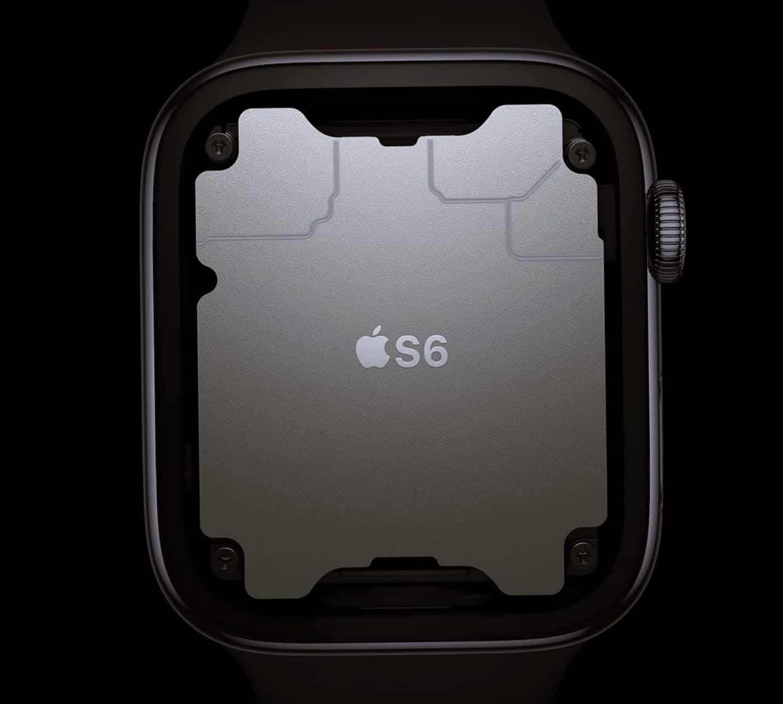 apple watch s6 işlemci