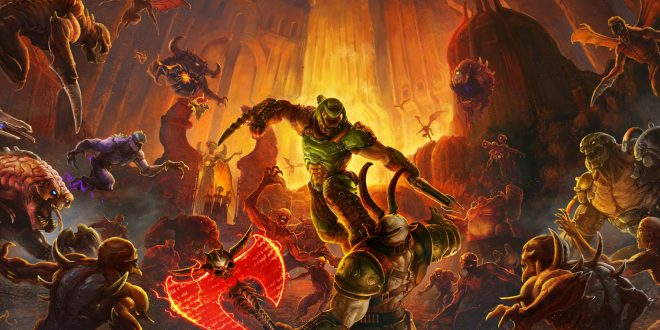 DOOM Eternal Xbox Gamepass