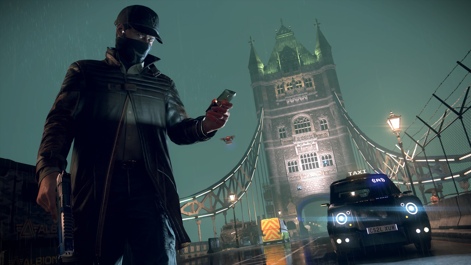 Aiden Pearce Watch Dogs: Legion