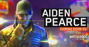 Aiden Pearce Watch Dogs: Legion
