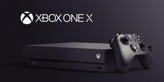 Xbox One X satışları