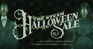 Steam 2020 Cadılar Bayramı İndirimi