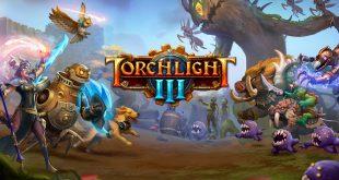 torchlight 3 fragmanı