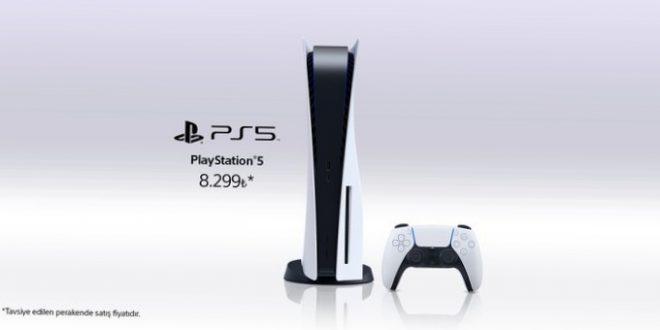 PlayStation 5 için Türkiye fiyatı