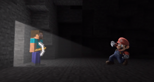 Super Smash Minecraft