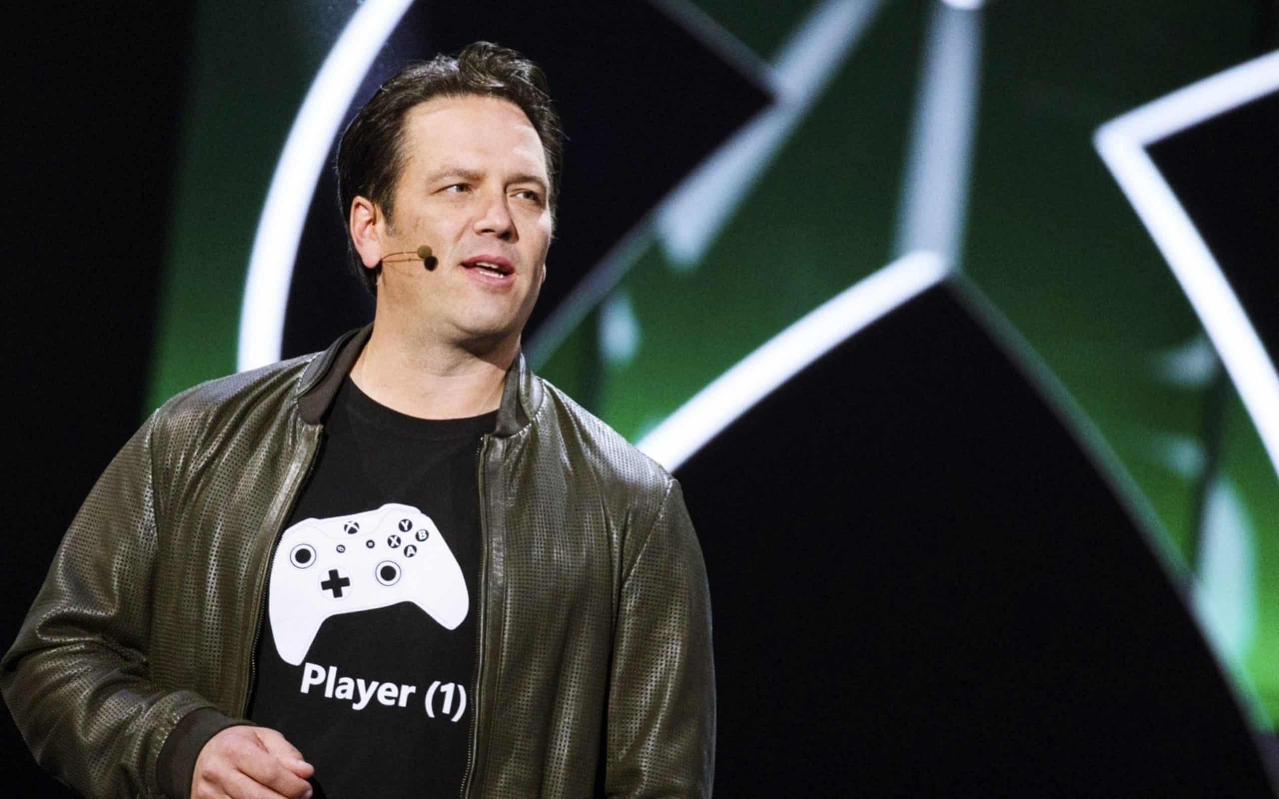 Xbox Başkanı Phil Spencer