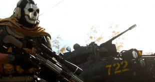 Call of Duty: Modern Warfare boyutu
