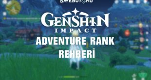 Genshin Impact adventure rank