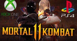 Mortal Kombat 11 crossplay