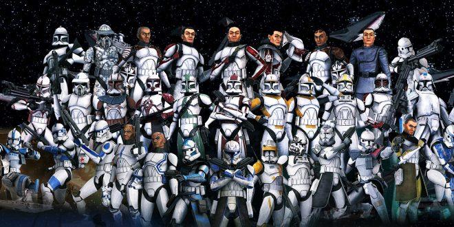 Star Wars Evreninde En Sevilen Klonlar