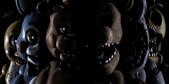 Five Nights at Freddy's Filmi Geliyor