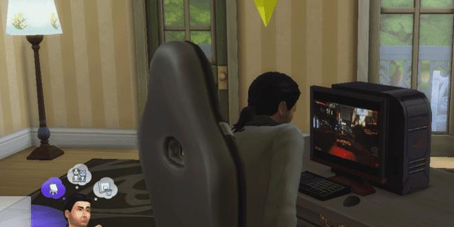 The Sims karakteriniz