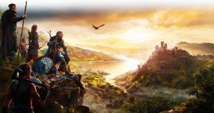 Assassin's Creed Valhalla çıkış fragmanı