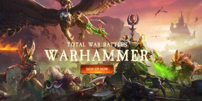 Total War: Warhammer mobil