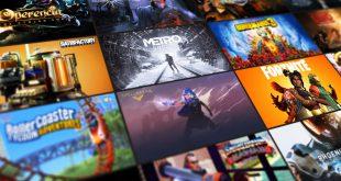 Epic Games Store Yılbaşı