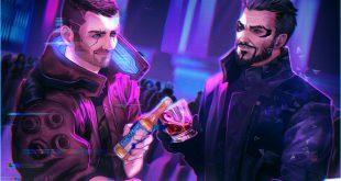 Deus Ex Cyberpunk 2077