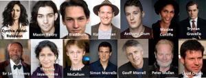 Amazon Yüzüklerin Efendisi dizisinin oyuncuları