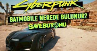 cyberpunk 2077 batmobile