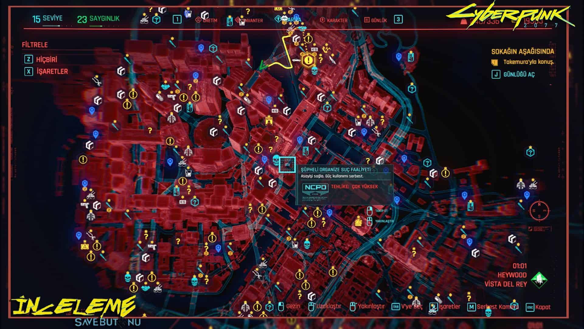 cyberpunk 2077 inceleme